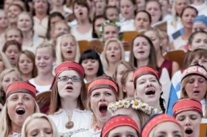 maa ja ilm singing festival, Estonia